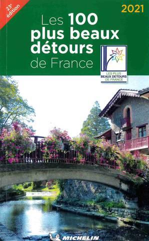 De 100 mooiste omwegen van Frankrijk