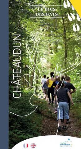 Dépliant le Bois des Gâts Châteaudun