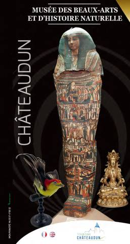 Flyer musée de Châteaudun