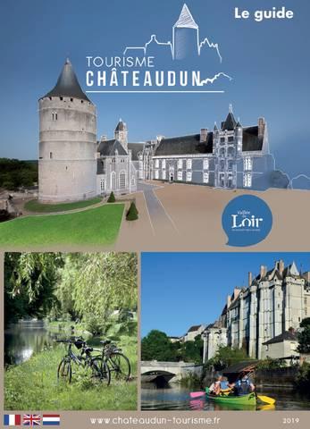 Guide touristique Châteaudun 2019