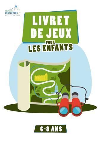 Spielheft  – Entdecken Sie Châteaudun