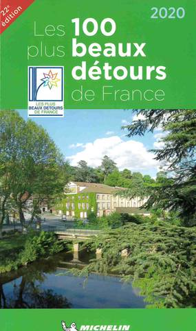The 100 Loveliest Detours in France 2020