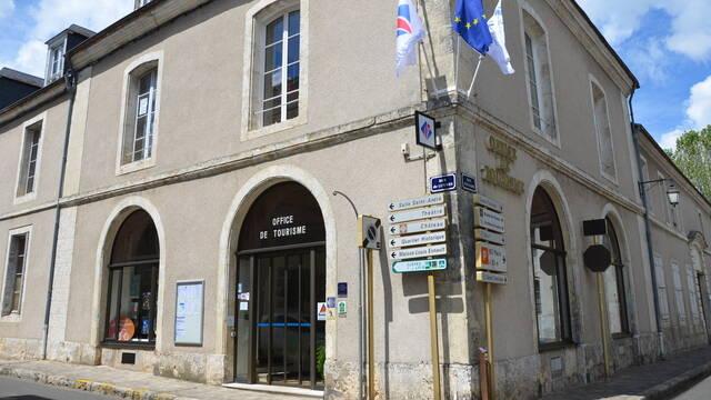 Office de Tourisme de Châteaudun
