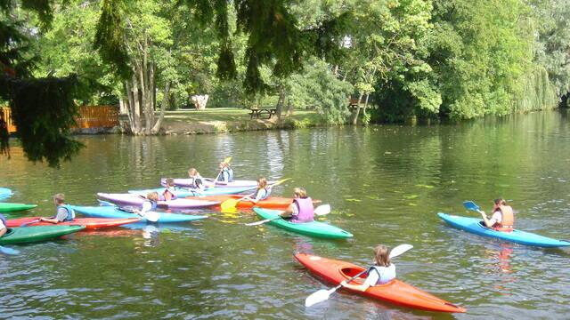 Club de canoë-kayak de Châteaudun