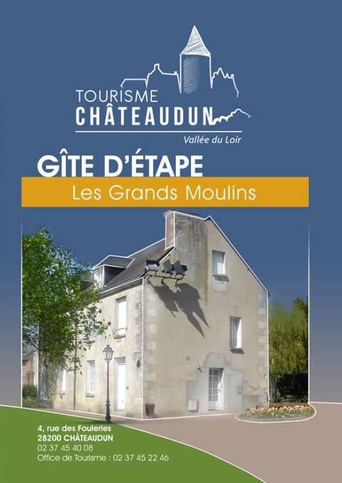 Gîte des Grands Moulins