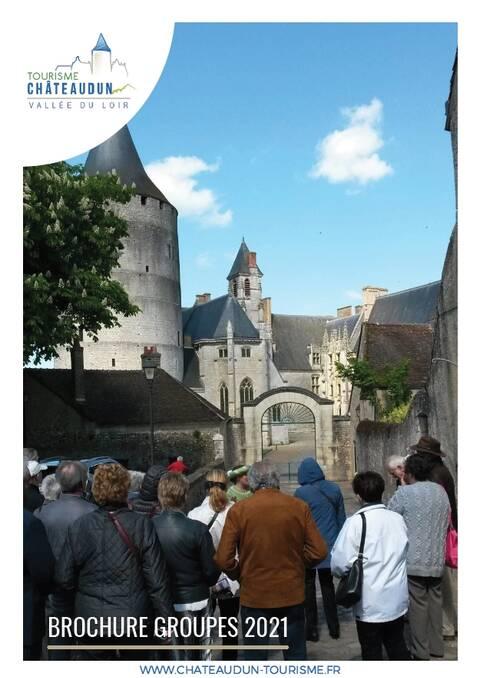 Brochure groupes Châteaudun 2021
