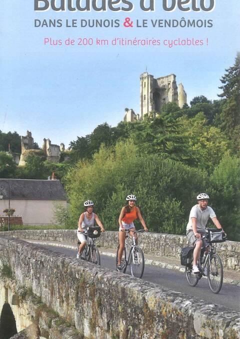 Balade à vélo dand le Dunois et le Vendômois