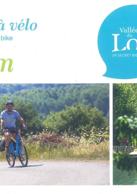 Châteaudun La vallée du Loir à vélo