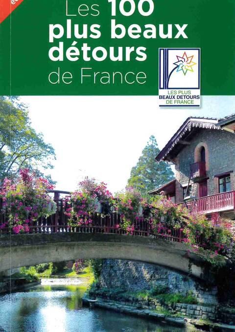 Guide des 100 Plus Beaux Détours de France 2021