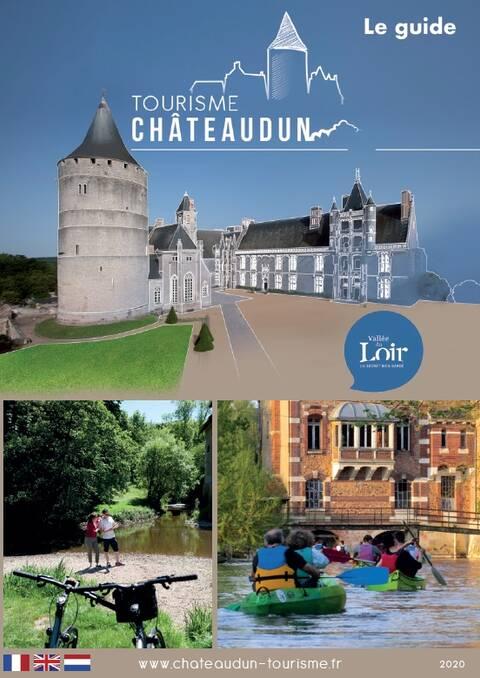 Guide touristique Châteaudun 2020