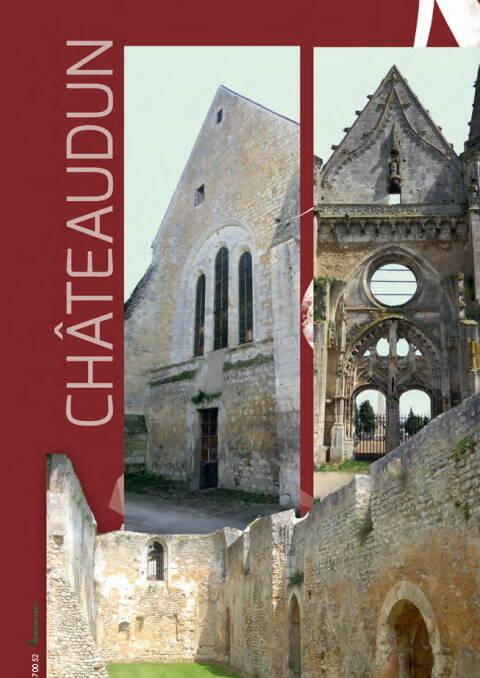 Dépliant Témoignages religieux Châteaudun
