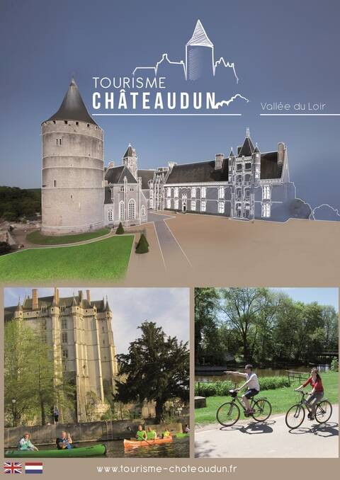 Guide touristiqueChâteaudun 2018