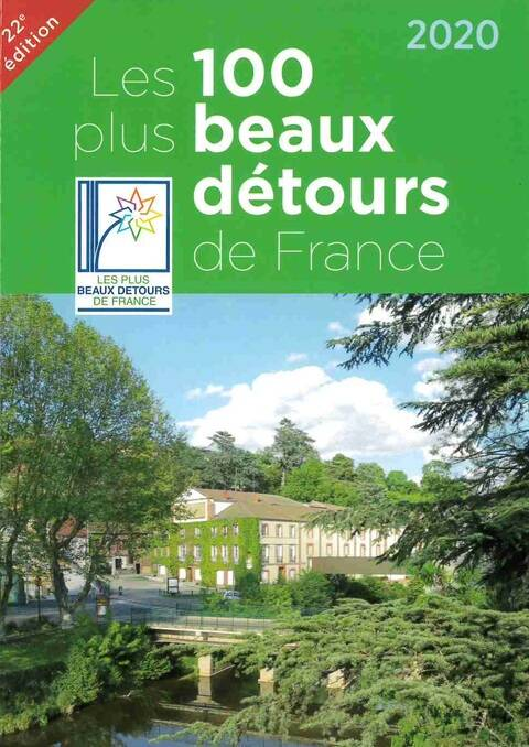 The 100 Loveliest Detours in France 2020