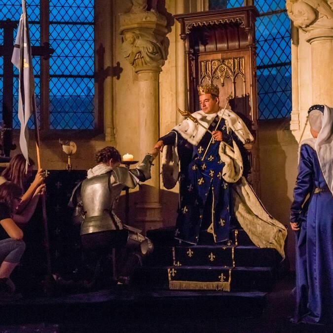 La Grande Epopée au château de Châteaudun