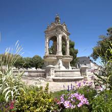 Fontaine néo-Renaissance
