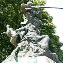 Monument de 1870 - english