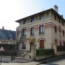 Belle maison du début du XXe siècle