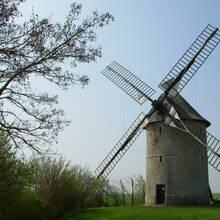 Moulin de Frouville Pensier